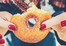 Fan your Guilty Pleasures this Donut Day