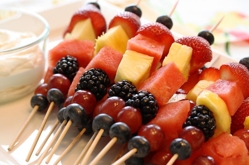 6 easy beach snacks to make you drool! 2