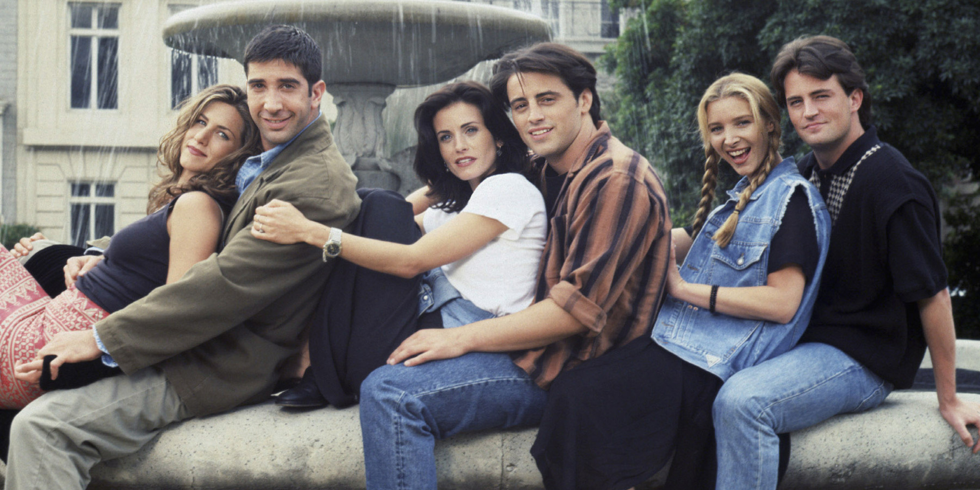 7 Things You Didn't Know About FRIENDS (TV SHOW) 1