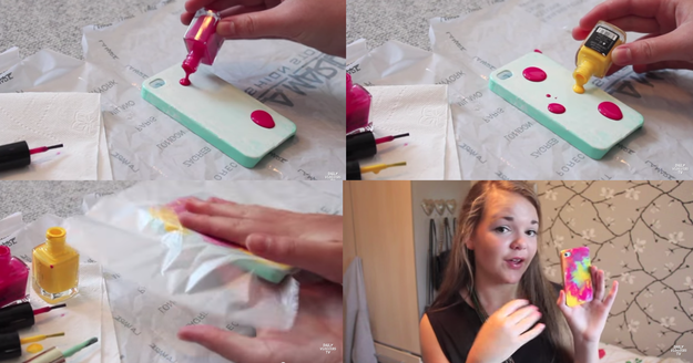 Unique DIY Ideas to Customise Your Own Phone Case 12