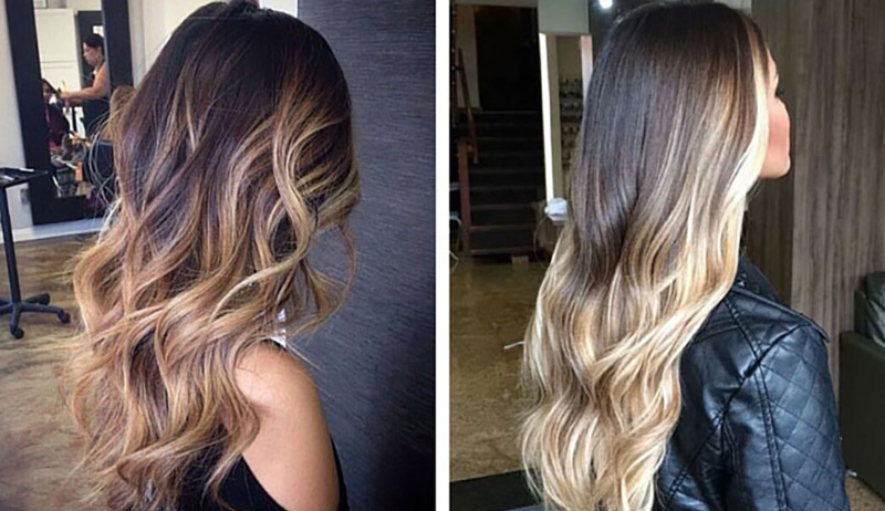 What is the difference between Foil Highlights and Balayage Highlights? 1
