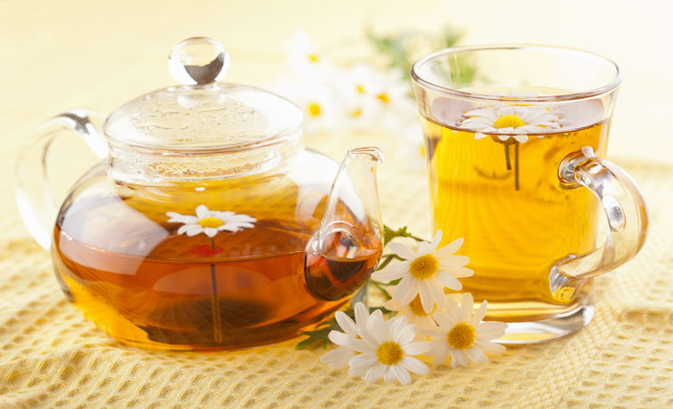Chamomile-Tea-Ovarian-Cysts